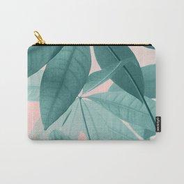 Pachira Aquatica #5 #foliage #decor #art #society6 Carry-All Pouch