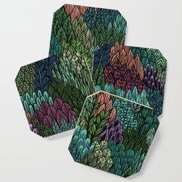 July Leaves Coaster