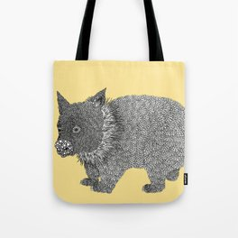 Little Wombat Tote Bag
