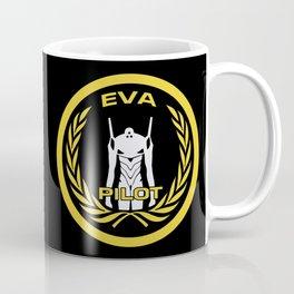 Evangelion Pilot Logo Coffee Mug