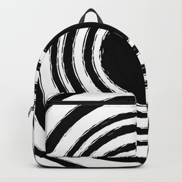 Painted Circles Backpack