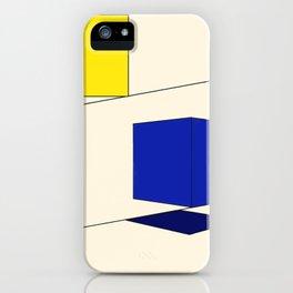 In Squares iPhone Case