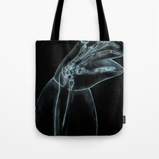 Puppet Check Up Tote Bag
