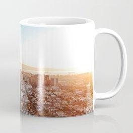San Francisco Cityscape (Color) Coffee Mug