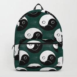 Happy Yin Yang & Sad Yin Yang  Backpack