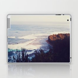Morning Beach Laptop & iPad Skin