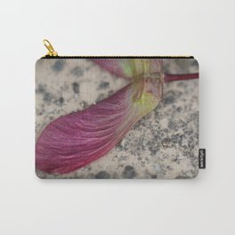 Maple Seed Carry-All Pouch