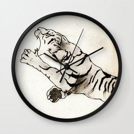 虎 2011 Wall Clock