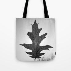 Dark Leaf 1 Tote Bag