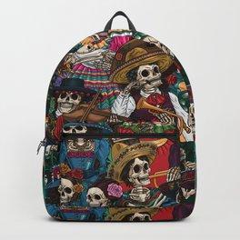 Dia De los Muertos Backpack