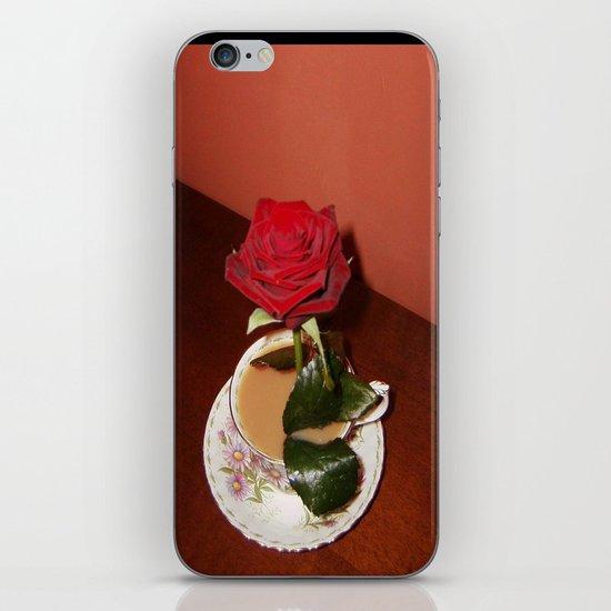 Afternoon tea iPhone & iPod Skin