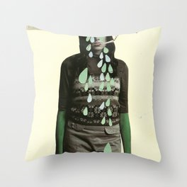 crimina et poenae Throw Pillow