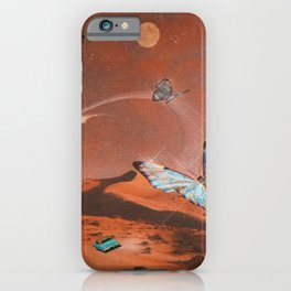 Butterfly World iPhone Case