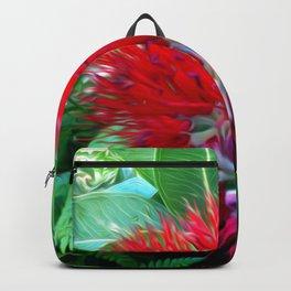 Liko Lehua - Budding Lehua Blossom Backpack