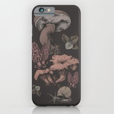 Mashrooms Pattern Slim Case iPhone 6s