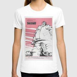 Vintage poster - Falstaff T-shirt