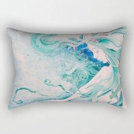 Fathom Mermaid Rectangular Pillow