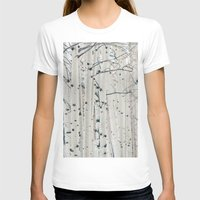 narnia T-shirts featuring Aspen I by Laura Ruth