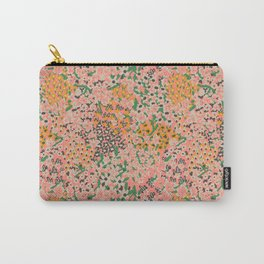 BENGAL MAYA FLORAL Carry-All Pouch