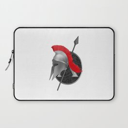 Spartan Helmet Laptop Sleeve