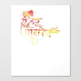Har Har Mahadev Lord Shiva Canvas Print