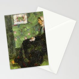 Whistlers Sour Grapes Fine Art Parody Stationery Cards