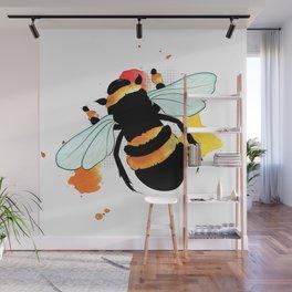Bumblebee Wall Mural