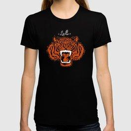 Orange Tiger T-shirt