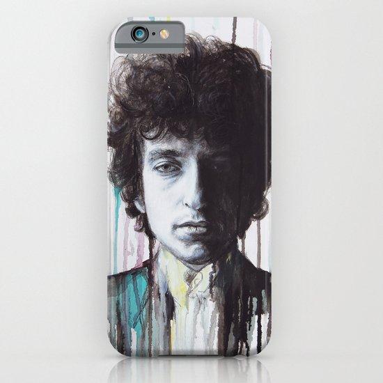 Bob Dylan iPhone & iPod Case