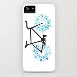 Velo Zen  iPhone Case