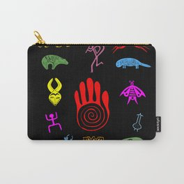 Wisdom and Happiness Carry-All Pouch