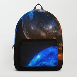 Magical Full Moon Backpack