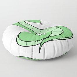 Sneeky Snek Floor Pillow