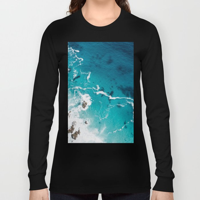 Sea 4 Long Sleeve T-shirt