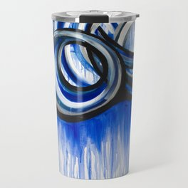 Storm Rain Cloud Travel Mug