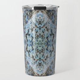 Southwestern Turquoise Pattern Travel Mug