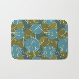 Tipsy Martini Bath Mat