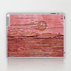Two Red Circles Laptop & iPad Skin