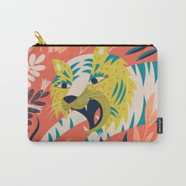 Tiger grrrrr Carry-All Pouch