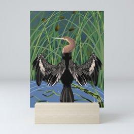 Florida Birds Ahinga Mini Art Print