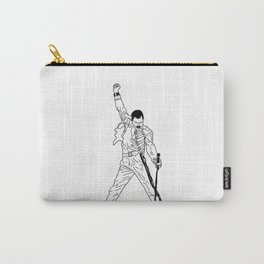 Don't Stop Me Now Carry-All Pouch