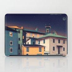 Castles at Night iPad Case
