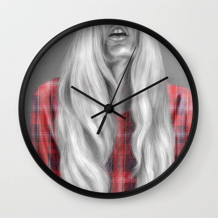+ The Real Her + Wall Clock