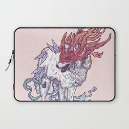 Spirit Animal - Wolf Laptop Sleeve