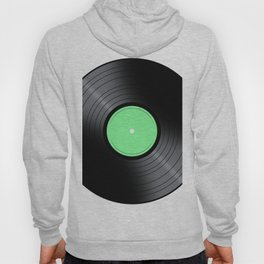 Music Record Hoody