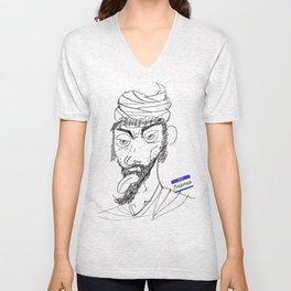 Sketchy Prophet Unisex V-Neck