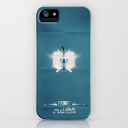 FRINGE iPhone Case