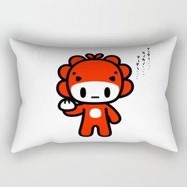 qiqi qiqi qiqi.... Rectangular Pillow