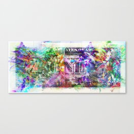 United States of Stuff Canvas Print