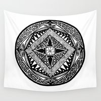 deco Wall Tapestries featuring Deco by ThisIsG1